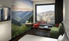 Blick in eines der Zimmer: So soll es im A-Ja City-Resort Zürich aussehen