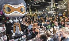 Begeisterte Fans der virtuellen Welten: Die Gamescom lockte Hunderttausende Video-Spieler in die Kölner Messehallen.