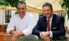 Arbeiten zusammen: Gerd Kastenmeier (links) und Marten Schwass