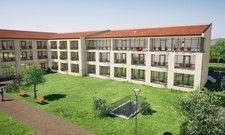 Aufstockung: Das Kurhotel an der Obermaintherme wird für die Zukunft fit gemacht.