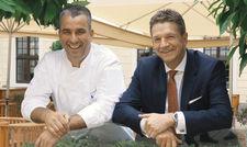Arbeiten ab sofort zusammen: Gerd Kastenmeier (links) und Marten Schwass.