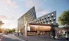 Kann sich sehen lassen: Das Hotelprojekt der Landmarken AG am Bochumer Bermudadreieck