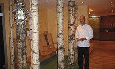 Immer wieder kommt Neues hinzu: Jörg Möhrle führt sein Hotel umsichtig in die Zukunft.