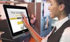 Flugs verbucht: Moderne Kassen machen die Abrechnung schnell und sicher, hier am Beispiel von Novacom.