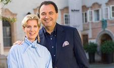 Gastgeber: Veronika Kirchmair und Claus Haslauer
