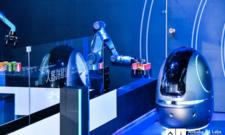 So soll er aussehen: Der Hotelservice-Roboter aus dem Hause Alibaba