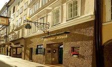 Wird renoviert: Das Luxury Collection Hotel Goldener Hirsch in Salzburg