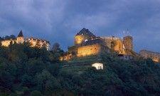 Begehrt: Das Romantik Hotel Schloss Rheinfels gehört derzeit offiziell der Stadt St. Goar