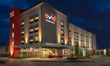 Das bisher einzige Avid Hotel: Es steht in Oklahoma City in den USA