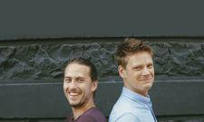 Leidenschaftliche Kaffeetrinker: Julian Ploch (links) und Matthias Hoppenworth begründeten mit ihrer Cafébar die Frankfurter Kaffee-Avantgarde.