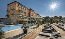 Positioniert sich neu: Das Valamar Collection Imperial Hotel auf der Insel Rab
