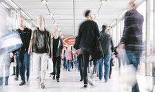 Messetrubel in Hannover: Der Veranstaltungskalender bestimmt die im Jahresverlauf stark schwankende Gästenachfrage in der niedersächsischen Landeshauptstadt