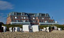 Top-Arbeitgeber: Die Kette Upstalsboom, hier ein Hotel auf Wangerooge