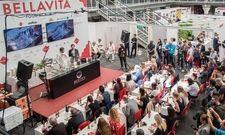 Hier dreht sich alles um italienische Küche: Die Bellavita Expo zeigt Trends und Innovationen in 2019 erstmals auch vor deutschem Publikum.