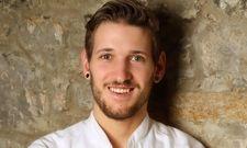 Junges Talent: Der 28-jährige Sternekoch Steffen Szabo