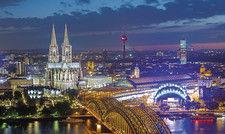 Kölner Skyline: Für die Hotellerie in der Stadt lief es zuletzt in ungeraden Kalenderjahren besser als in geraden