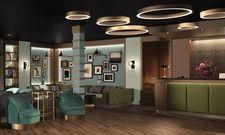 Unter der Erde: Ein Rendering der Lobby des geplanten Amo by Amano