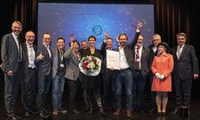 Auf der Bühne: Akteure des Content Netzwerk Brandenburg