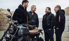 Neue Partner: Die Hoteliers Alex Urseanu und Micky Rosen (rechts) setzen jetzt aufs Bike