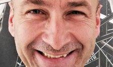 Geschäftsführer Zeljko Zufic