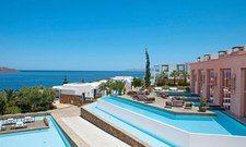 Ferien für Erwachsene: Das Tui Sensimar Elounda Village Resort & Spa auf Kreta wurde 2016 eröffnet