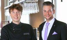 Duo: Lucca Stachel und Andreas Hempel