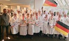 In Luxemburg: Das Nationalteam und das Juniorenteam