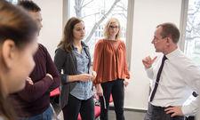 Studieren am Campus Dresden: Ab Wintersemester 209 geht das auch englischsprachig