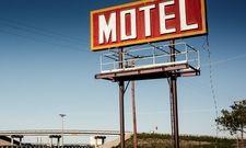 Typische Trucker-Unterkunft: Motels sind beispielsweise in Nordamerika weit verbreitet