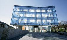 Wird sich unter anderem an dem Testo-Hauptgebäude in Lenzkirch orientieren: Die Architektur des künftigen Hotels
