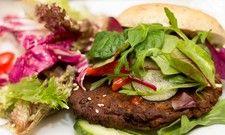 Vegane Alternativen: Burger gehen auch ohne Fleisch