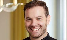 Neue Aufgabe: Thomas Pedevilla ist neuer Küchenchef im Restaurant Edvard im Palais Hansen Kempinski in Wien