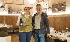 Nur ausgewählte Zutaten: Bio gilt bei Heike und Andreas Eggensberger auch beim Wein.