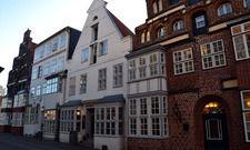 Historisches Gemäuer: Das Boutique-Hotel verfügt über 17 Zimmer