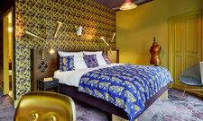 Afrika trifft Asien: Die Zimmer des 25hours Hotel Terminus Nord in Paris machen es möglich