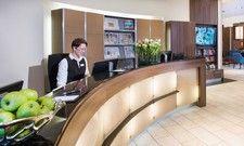 Top-Services: Das Lindner Hotel am Michel in Hamburg ist eines der fünf deutschen Häuser, die sich bei Egencia besonders hervorgetan haben