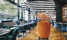Stylish: Gastronomie im Pullman Berlin Schweizerhof