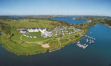 Vergrößert die Zimmerzahl um 26 Einheiten: Das Precise Resort am Schwielowsee.