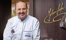 Abschied von der Sterneküche: Johann Lafer hofft auf den Erfolg eines bodenständigen Konzepts mit Fokus auf Veranstaltungen