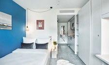 So soll's aussehen: Eines der künftigen Serviced Apartments von H.omes
