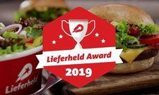Gibt's bereits seit 2013: Der Lieferheld Award
