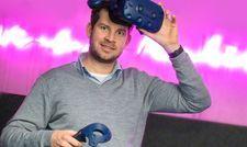 Stellt sein neues Virtual-Reality-Angebot vor: Hoteldirektor Florian Mayer