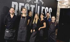 Das Restless-Team: Gastronomen, die Neues ausprobieren wollen, steht es mit Rat und Tat zur Seite