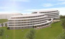 So soll's aussehen: Das geplante Seehotel Beach Resort