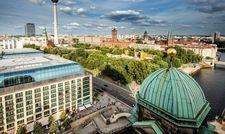 Beliebtes Reiseziel: Berlin