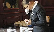 Praxisprüfung: Wer erkennt die Teesorten?