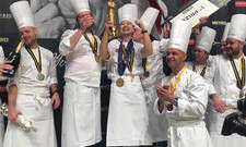 Große Freude: Dänemark feiert den Gewinn des Bocuse d'Or