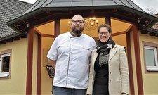 Haben viel vor: Hoteldirektorin Patricia Mall und Küchenchef Jens Franke