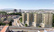 Gute Verkehrsanbidung: Das erste Harry's Home Hotel der Schweiz liegt in Zürich-Wallisellen