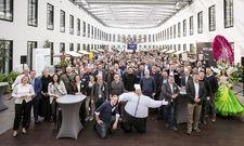 Gelungenes Event: Die Teilnehmer des F&B&E-Camps in Berlin